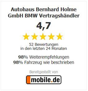 Händlerbewertungen Bei Mobilede Autohaus Bernhard Holme Gmbh